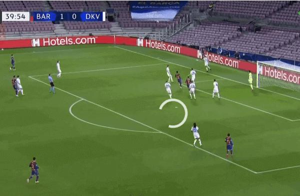 """مشاهدة مباراة برشلونة ودينامو كييف بث مباشر """"دوري أبطال أوروبا"""" barcelona vs dinamo"""