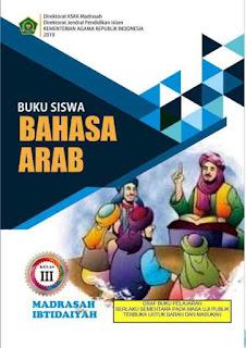 Buku Bahasa Arab MI Kelas 3