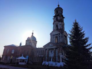 Мирополье. Свято-Николаевская церковь. 1885 г.