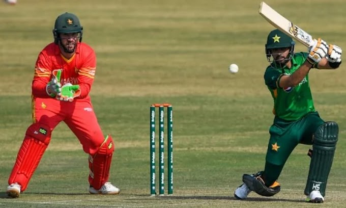 Pakistan vs Zimbabwe First T20 Match Live Streaming