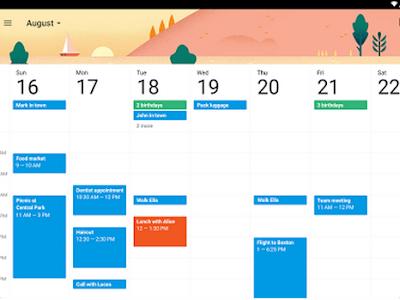 3 Handy Google Calendar Tips for Teachers