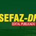 Concurso SEFAZ - DF 2019: Auditor Fiscal