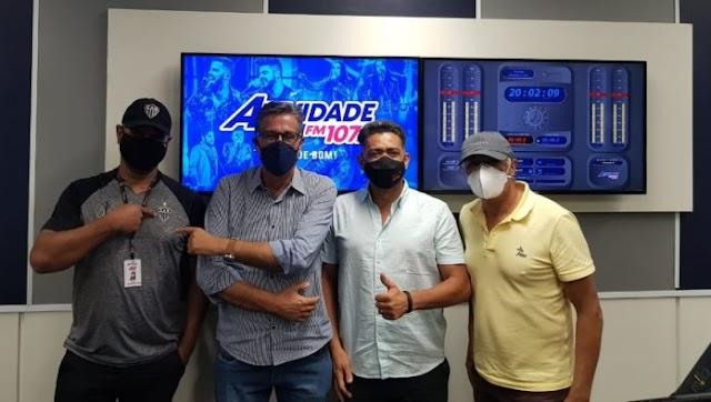 PODCAST: Fernando Leite anuncia megaprojeto de recuperação asfáltica no DF