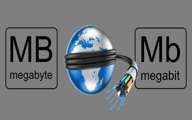 الفرق بين  البايت (Byte) والبت (bit)