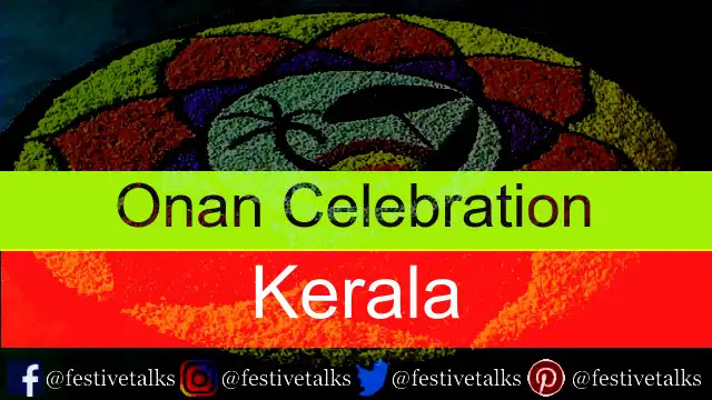 Onam Celebration, Kerala