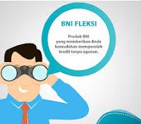 cara mengajukan pinjaman BNI Fleksi