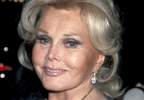 Zsa Zsa Gabor Plastic Surgery Before And After Nose Job