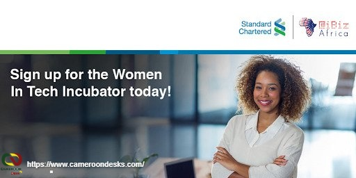 Standard Chartered Bank/iBizAfrica Women-in-Tech Incubator Program 2020
