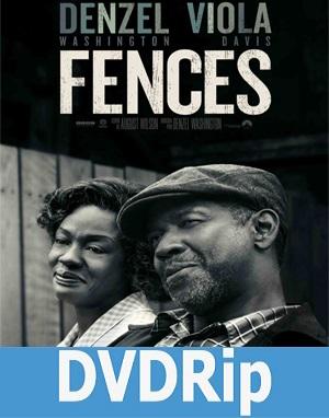 Fences (2016) DVDRip Latino