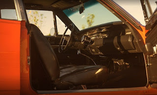 1969 Plymouth Road Runner 383 Magnum Dashboard