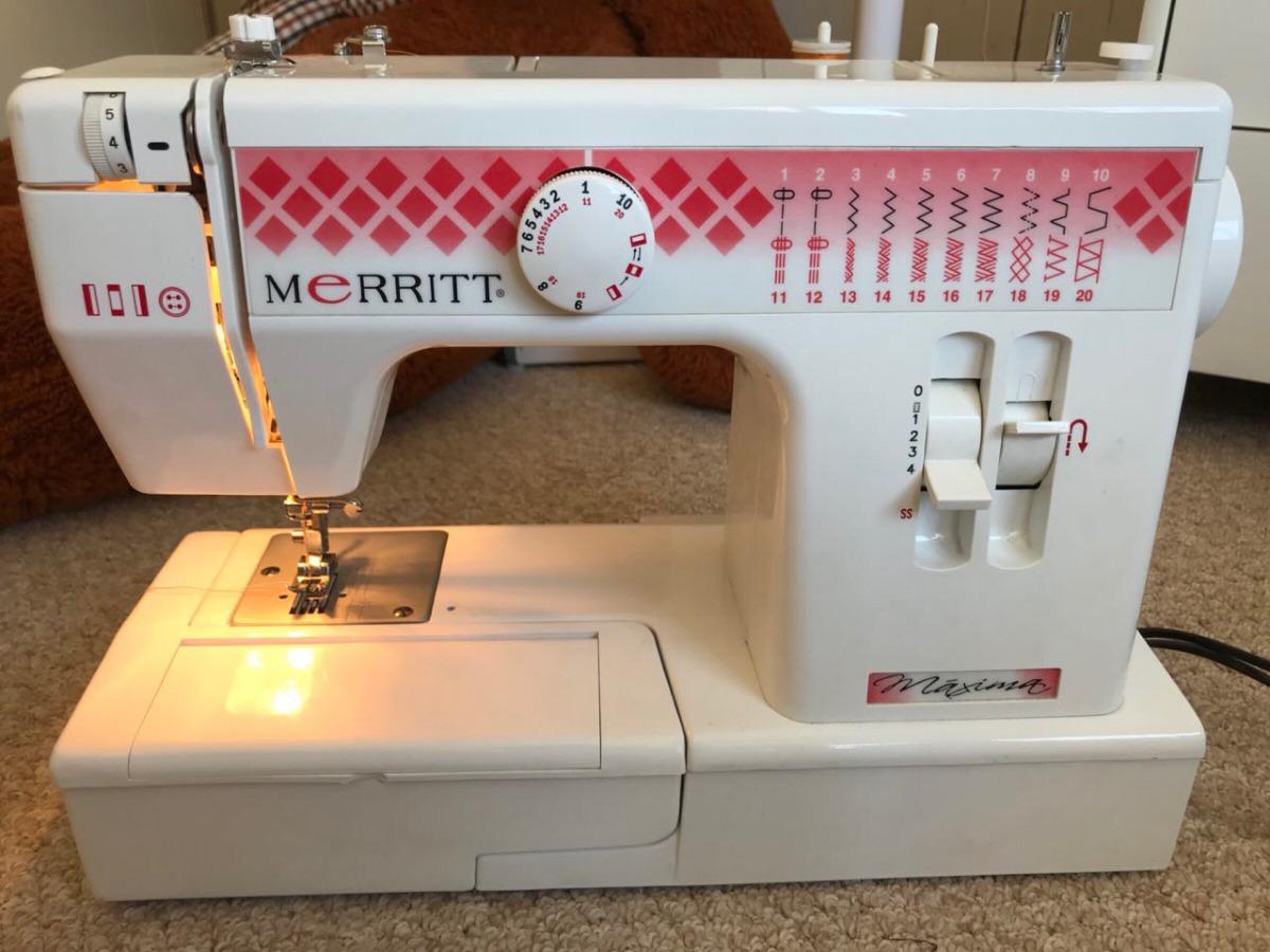 merrit 2010 Manual gratis máquina de coser - Cachivaches