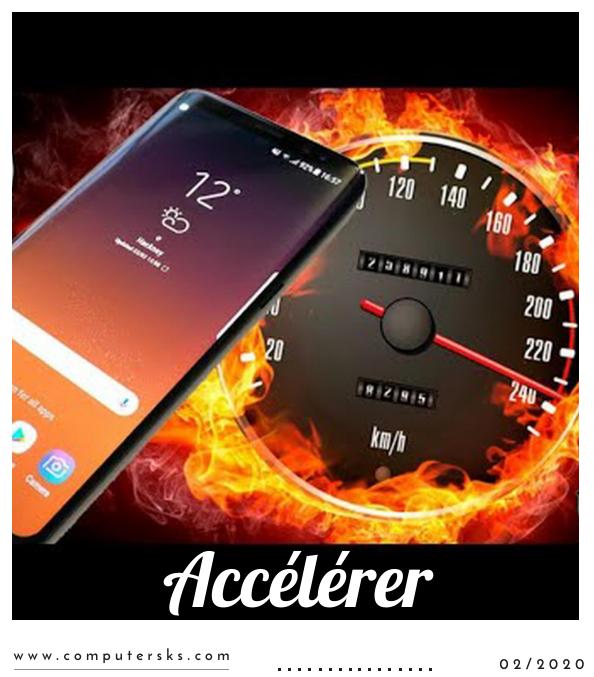 Comment accélérer son smartphone