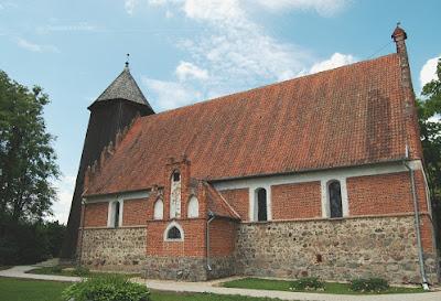 Nowe Kawkowo | Kościół pw. św. Jana Apostoła