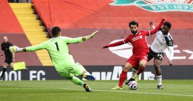 ملخص وأهداف ليفربول ضد فولهام