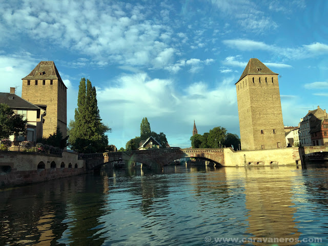 Antiguo Estrasburgo. Crucero Batorama | Alsacia y la Selva Negra en autocaravana