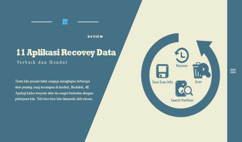 recovery data hardisk
