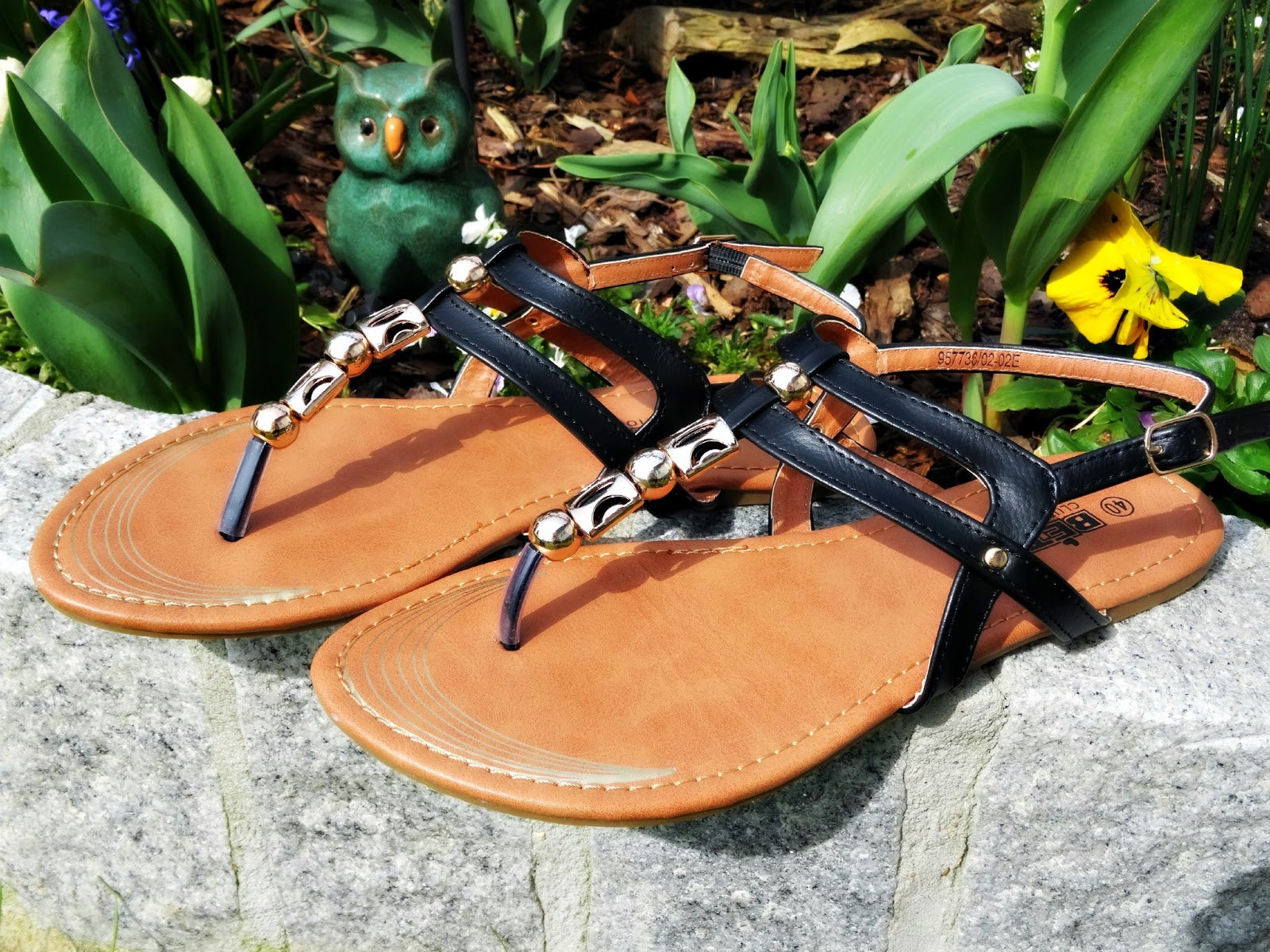 Delicate Sandals from Keddo