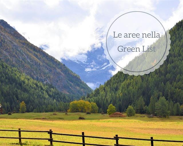 Il Nobel della Natura in Italia: le aree nella Green List