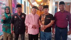 Kedatangan DPC Madura Menghadiri Undangan Hajatan Pimpinan   PT TEROPONG POS JAYA