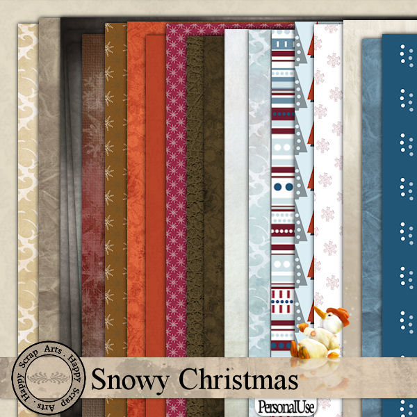 HSA_Snowy_Christmas papers pv