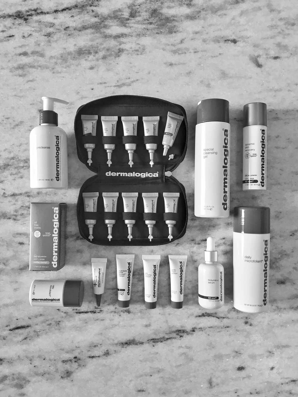 Dermalogica Skinfluencer full skincare regime - luxury beauty blog