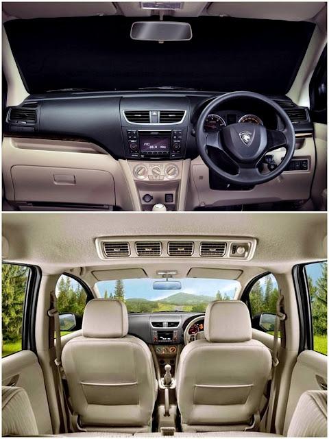 Proton-Suzuki Ertiga MPV Baru Proton 2016