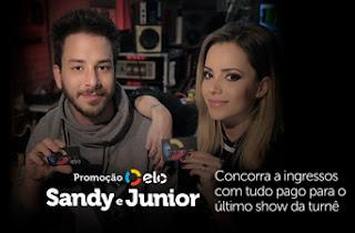 Promoção Elo Sandy e Júnior