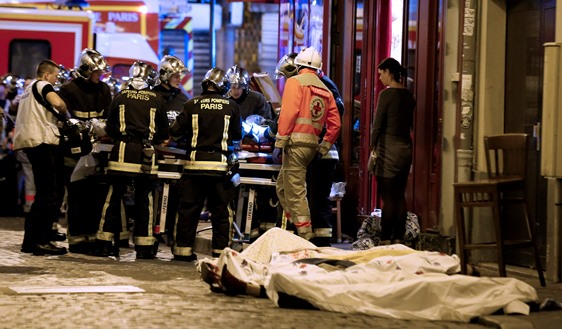 ISIS 'claims responsibility' for Paris attacks