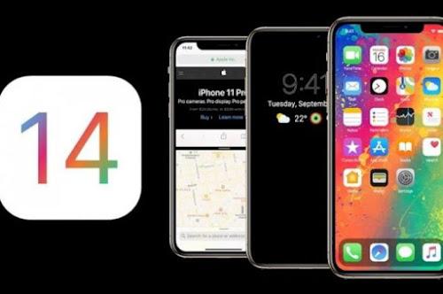 Review Keluaran iOS Terbaru iOS 14