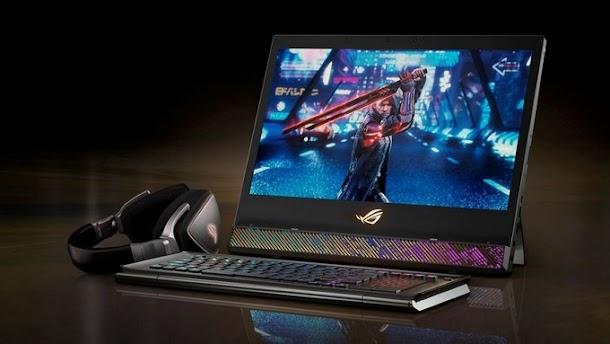 Laptop Gaming ASUS ROG Mothership Resmi Hadir di Indonesia, Dijual dengan Harga yang Fantastis!
