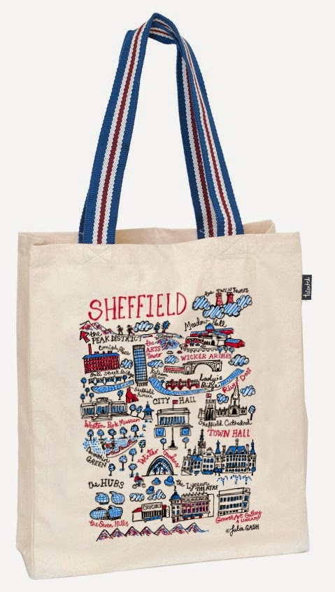 Talented totes at Bird's Yard Sheffield