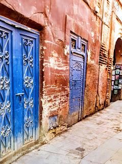 Il mio viaggio a Marrakech