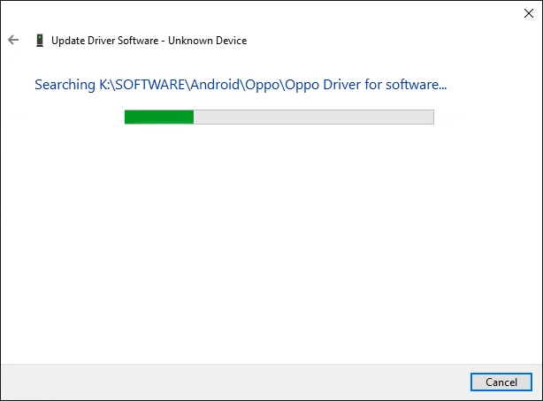 Instal USB Driver Mediatek (MTK) Pada Windows 7.8.1.10