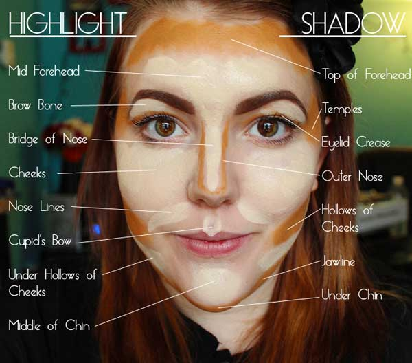 4. The Ultimate Guide To Contouring