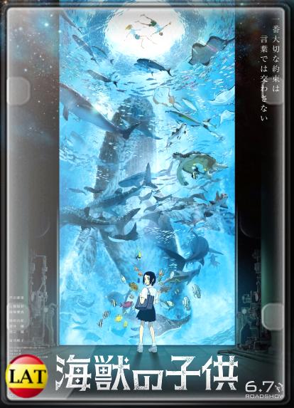 Espíritus del Mar (2019) DVDRIP LATINO