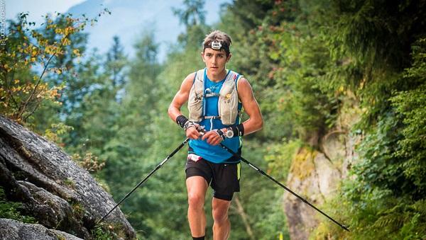 Ultra trail le francais Xavier Thevenard