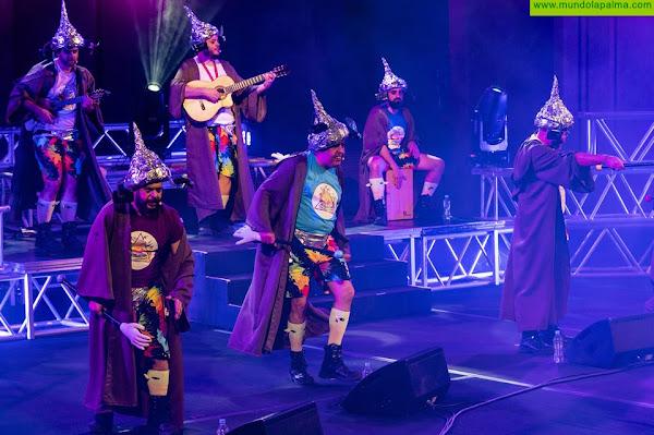 La Chirimurga del Timple pondrá un toque de humor a los carnavales de la capital palmera