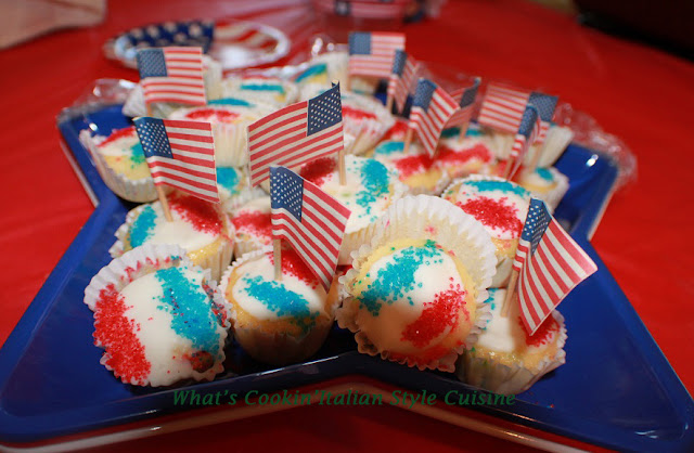 festive 4th of july fireworks, food and fun party ideas