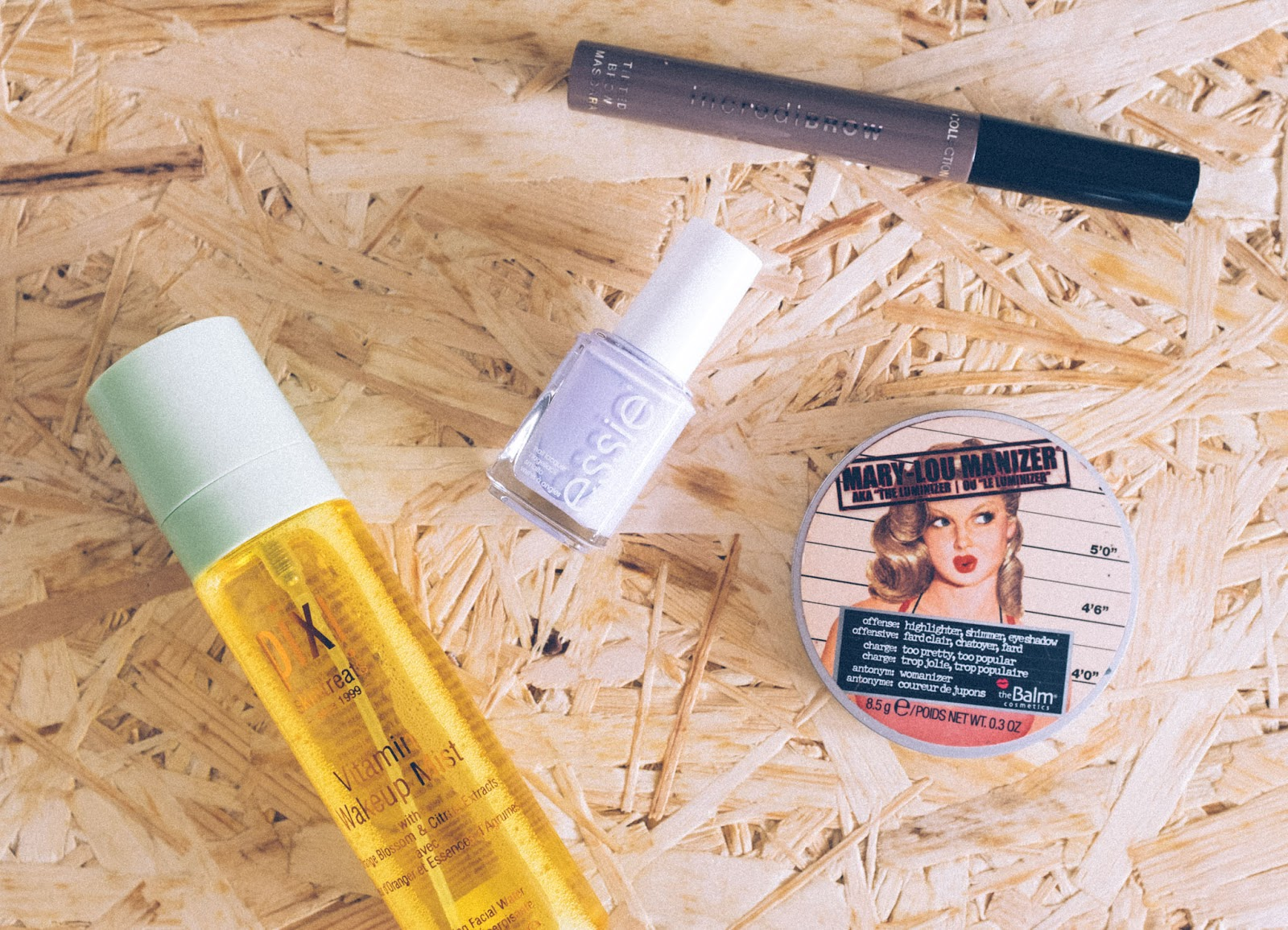 Blogger Summer Beauty Favourites