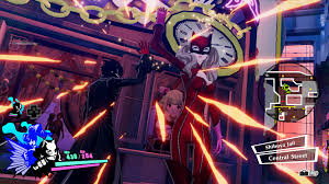 Persona 5 Strikers For PC, PS4 and Nintendo Switch