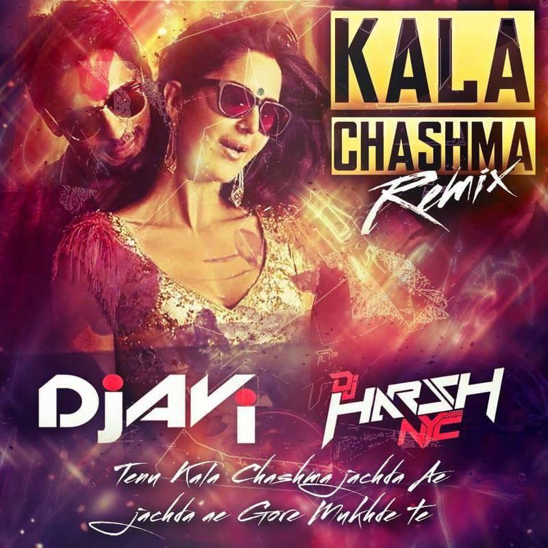 Non Stop Bollywood Melody Mashup Evergreen Songs 2018 Mp3 Download: KALA CHASHMA SONG DJ AVI DJ HARSH NYC REMIX