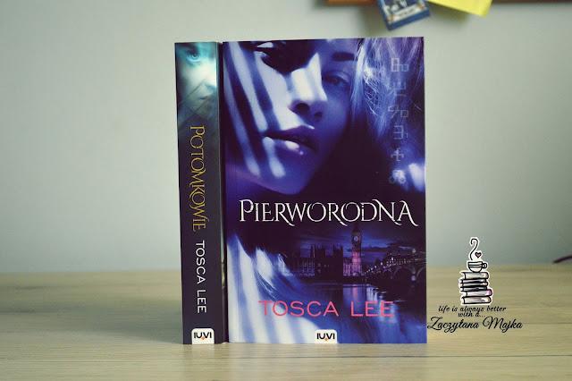 """Fascynująca kontynuacja! - recenzja książki #216 - Tosca Lee """"Pierworodna"""""""