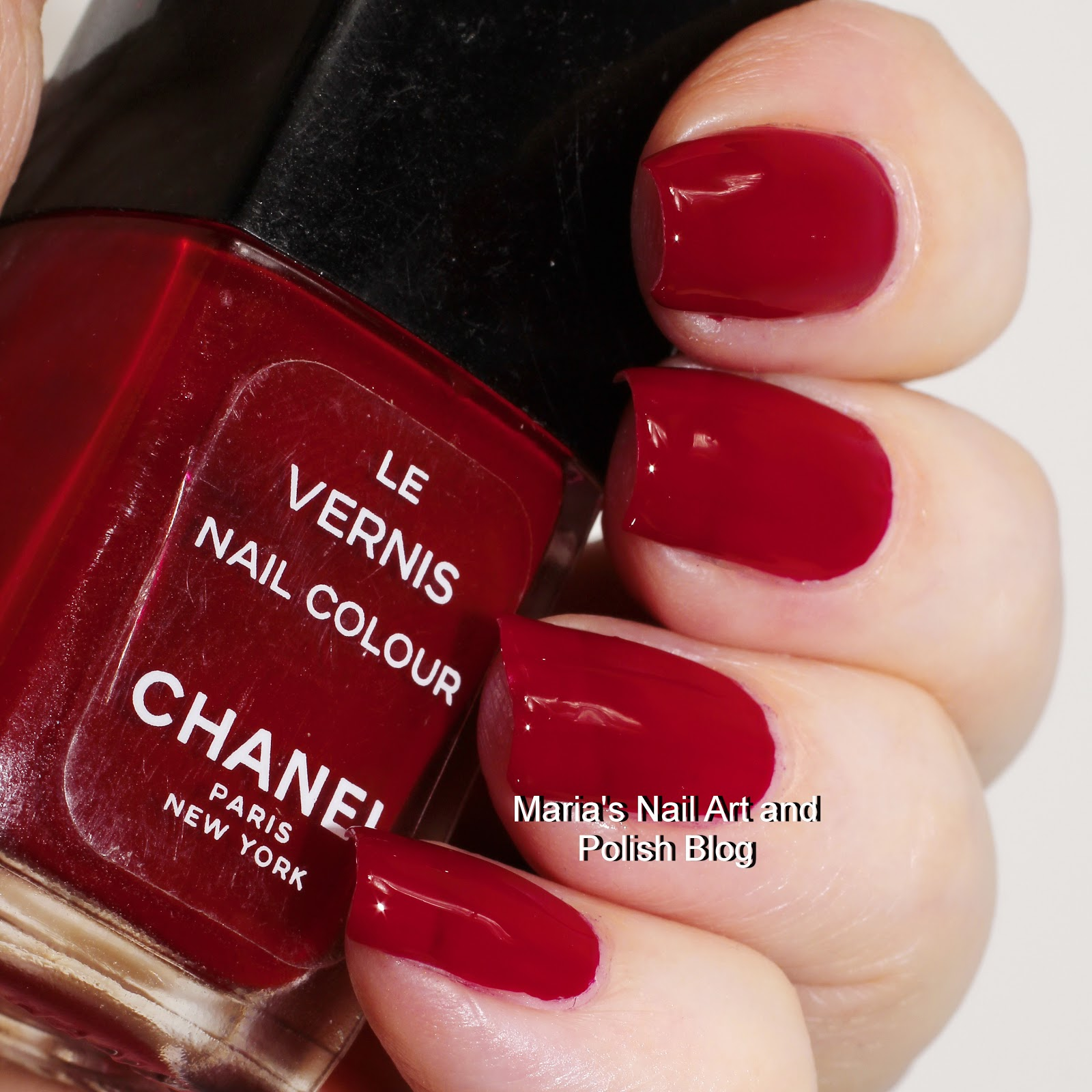 Marias Nail Art and Polish Blog: Chanel Pulsar swatches