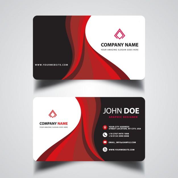 Template ID CARD Format CorelDraw Bagus Banget   Guru Corel