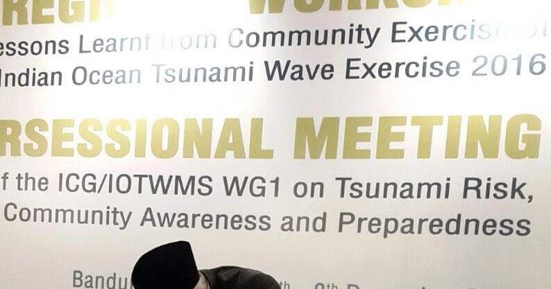 Padang dan ITB Kerjasama Mitigasi Bencana dan Pendidikan