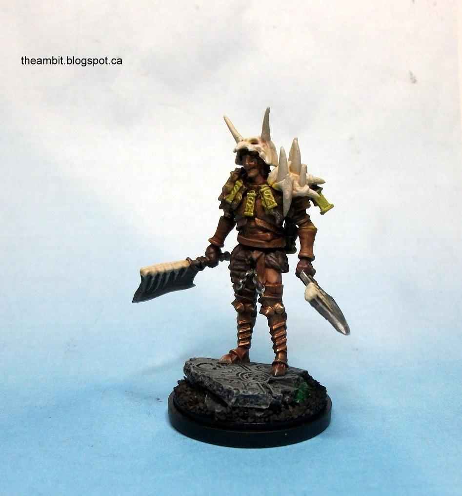 Imitation Butcher Armour