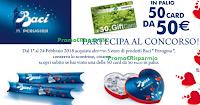 Logo Concorso Baci Perugina: vinci 50 card da 50€