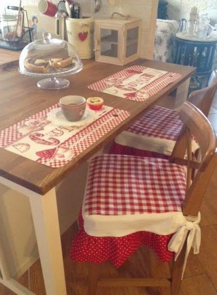 Best Cuscini Per Sedie Da Cucina Country Photos - Ideas & Design ...