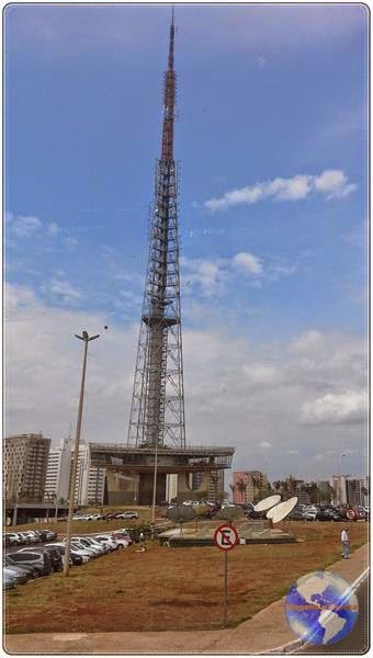 antena de tv de Brasília