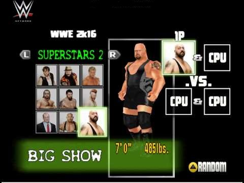 WWF No Mercy 2k16 Free Download Pc Game
